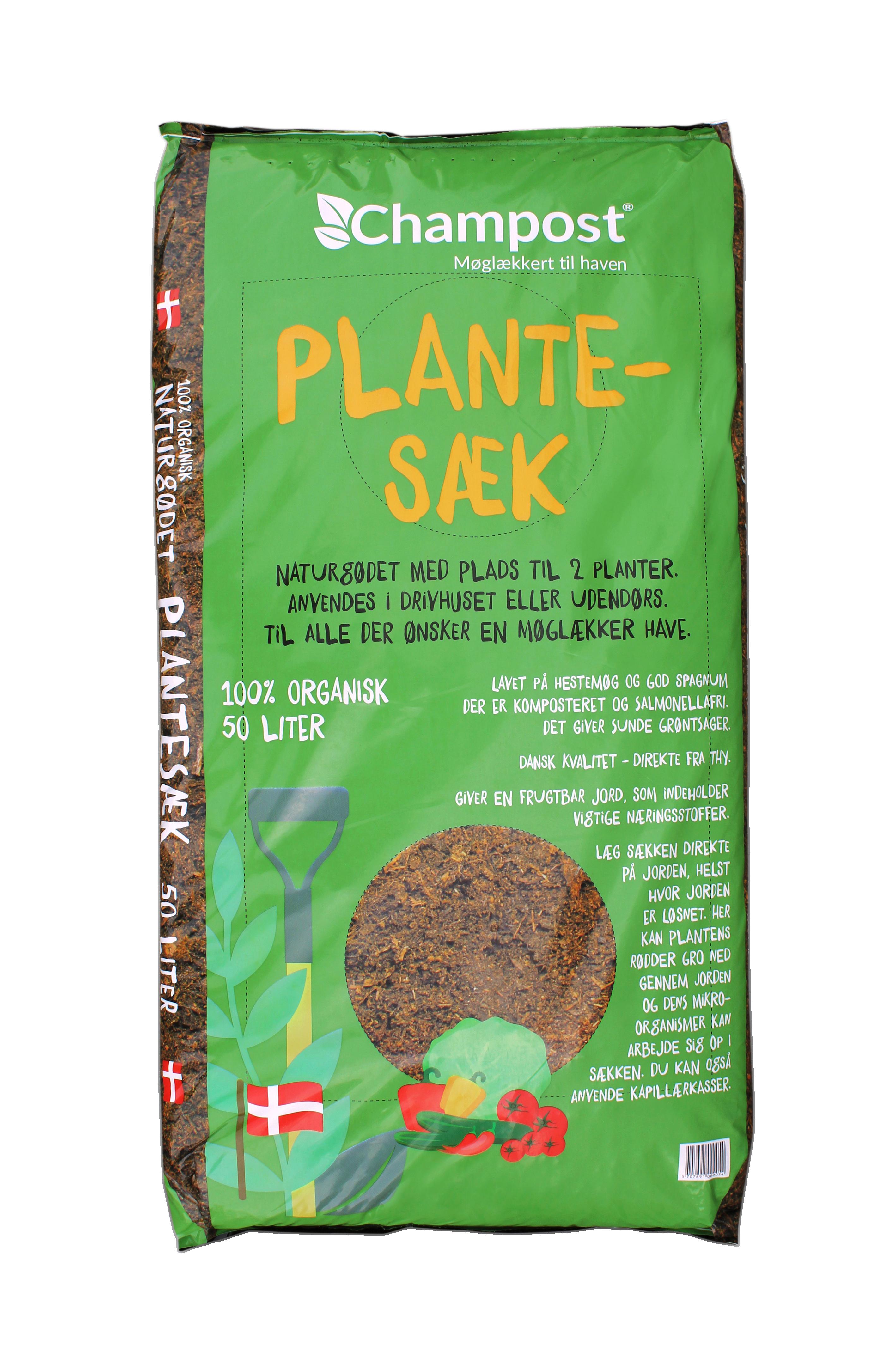 Champost plantesæk