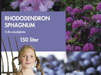Sphagnum gødet 150 liter